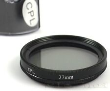 37MM CPL Circular polarizer Filter Lens For Nikon Canon Pentax Sony