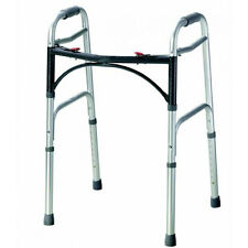 Drive Medical Adjustable Folding Walking Frame Zimmer - WA008