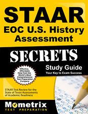 STAAR EOC U.S. History Assessment Secrets Study Guide