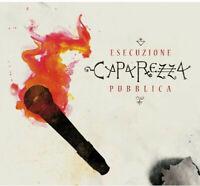 CD DVD Caparezza Esecuzione Pubblica Universal Music Italia 0602537075447