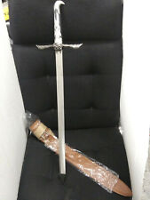 "31"" Medieval Fantasy Assassins Creed Sword of Altair Majestic Blade Knife"