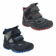 Geox Shoes for Boys with Hook & Loop Fasteners