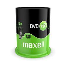 Dvd R 16x Maxell tarrina 100 UDS