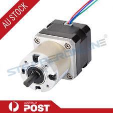 27 1 Planetary Gearbox NEMA 17 Stepper Motor 0.4a for DIY CNC Robot 3d Printer
