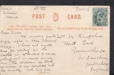 Genealogy Postcard - Hampshire - West End, Ravensthorpe, Yorkshire  RF723