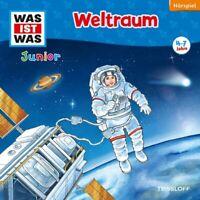 WAS IST WAS JUNIOR - FOLGE 19: WELTRAUM   CD NEU