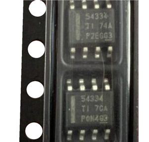TPS54334DDA 54334 IC DC/DC-CONVERTER, SMD SOIC-8 SWITCHING REGULATOR