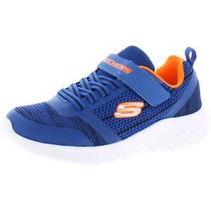 Skechers Boys Bounder-Zallow Athletic Memory Foam Sneakers Shoes BHFO 3679