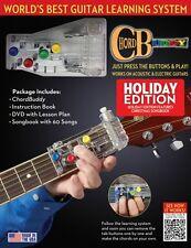 ChordBuddy Guitar Learning System Holiday Edition Chord Buddy Device 000146971