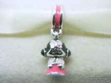 NEW! AUTHENTIC PANDORA SILVER CHARM KOREAN DOLL DANGLE #791387ENMX