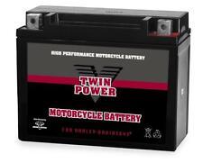 Twin Power High Performance AGM Battery 1991-2013 Harley FLSTF Fat Boy TPWM720BH
