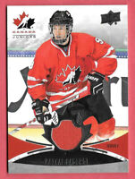 2016-17 Pascal Laberge Upper Deck Team Canada Juniors Jersey - Flyers