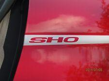 2010 2011 2012 Ford Taurus SHO Hood Decals Stripe 10 11 Graphics