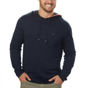 Tommy Hilfiger Men's Classic Pullover Hoodie Shirt - Size: Medium