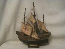 vintage Heritage Santa Maria maritime nautical boat ship yacht AM radio htf *