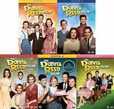 THE DONNA REED SHOW DVD Complete TV Series Season 1-5  Used once excellent cond.