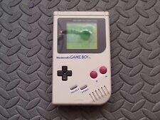 Original Nintendo gameboy DMG-01 in mint condition