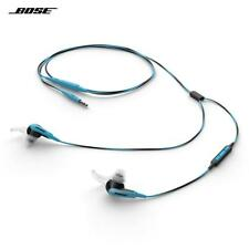Bose SIE2I In-Ear Headphones - Blue  Earphones iPhone iOS volume control & mic