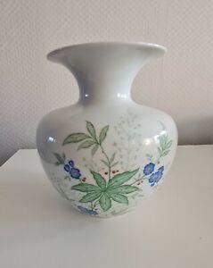 Weimar Porzellan Vase Blumenvase Blumendekor