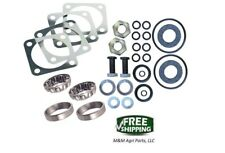 Steering Gear Bearing / Box rebuild Kit Ferguson TO35 Tractor Manual Steering