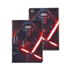 3D Star Wars Hero Folio PU Leather Mangetic Case Stand Cover For iPad Air Mini