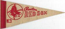 Boston Red Sox - Felt Pennant