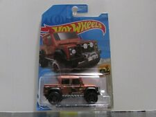 2015 Land Rover Defender Double Cab Hot Wheels 1:64 Scale Diecast Truck UNOPENED