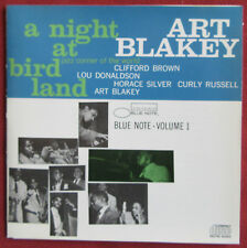 ART BLAKEY    CD A NIGHT AT BIRDLAND VOLUME 1 BLUE NOTE