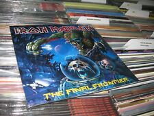 IRON MAIDEN  2 LP THE FINAL FRONTIER 2017