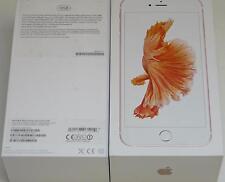 Apple iPhone 6s Plus Rose Gold 32GB Mobile Phone MKU92B/A Empty Retail Box