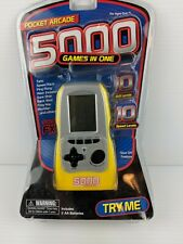 Westminster 5000 Game Pocket Arcade Portable Travel Handheld NEW Unopened