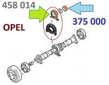 Set Mittellager für Kardanwelle + Kugellager OPEL OMEGA B 2.5 V6 170PS , 2.6i V6