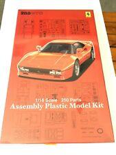 Ferrari 288 GTO. Model10163*1/16*5800, 1:16,Fujimi