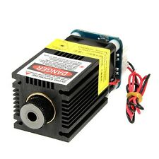 0480 EleksMaker® LA03-2300 445nm 2300mW Blue Laser Module With TTL/PWM For DIY