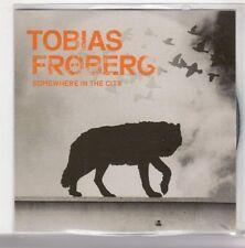 (GU656) Tobias Froberg, Somewhere In The City - 2006 DJ CD