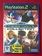 SEGA Megadrive Collection - PLAYSTATION 2 - PS2 - NUEVO