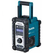 Makita Akku-Baustellenradio 7,2 V - 18 V -DMR110 DAB+