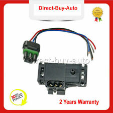 1 Bar MAP Sensor w/ Pigtail Connector Plug Wire for GM GMC 16040749 12223861 New