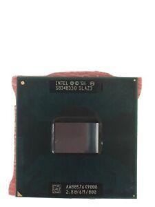 AU Intel Core 2 Extreme X9000 2.80GHz 800MHz CPU