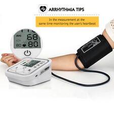 Automatic Digital Upper Arm Blood Pressure Monitor Large BP Cuff Gauge Machine