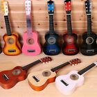 Children's 21'' simulation guitar Kids Musical Instruments Wooden Guitar Gifts