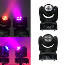 4 in1 LED Testa Mobile LED Faretto Mixed Color Effetto Luce DMX512 Per Party DJ