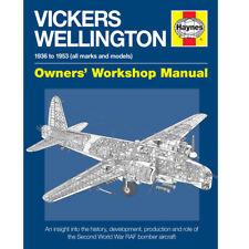 Vickers Wellington 1936-53 Owners Workshop Manual by Haynes