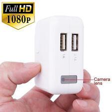 32GB Netzteil USB Stromadapter Ladegerät Full HD 1080P Kamera Mini cam Video