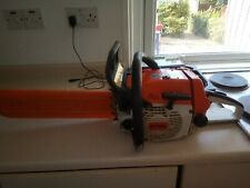 STIHL 024 AV Super Electronic quickstop Chainsaw 42cm cut needs a service