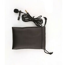 3.5 mm Clip Mini Stereo Mikrofon Microphone für PC Laptop Notebook Handy