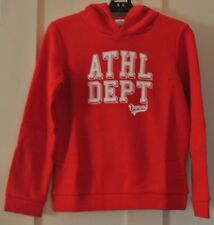 New Boys Decathlon hoody sweatshirt Red 5-6 years