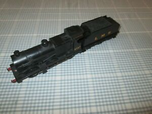 LIMA Electric O Gauge- 4F LMS Loco & Tender No.4547 -Spares-Unboxed