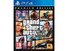 PS4 Grand Theft Auto V (GTA V) (Premium Edition)