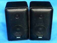 New listing Rca 40-5000 Satellite Surround 2 Way Speakers